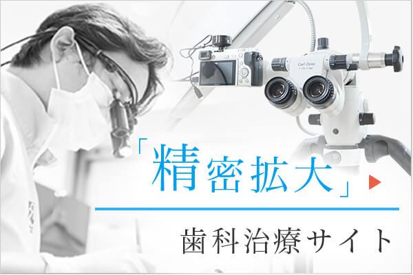 パーフェクトスマイル「精密拡大」歯科治療サイト